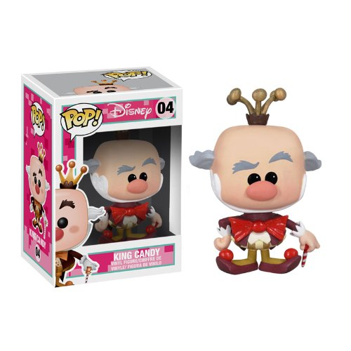 Funko POP Disney: Wreck It Ralph King Candy Vinyl Figure