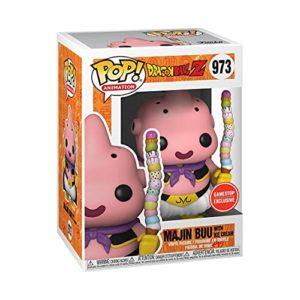 Funko POP!: Dragon Ball Z Majin Buu with Ice Cream
