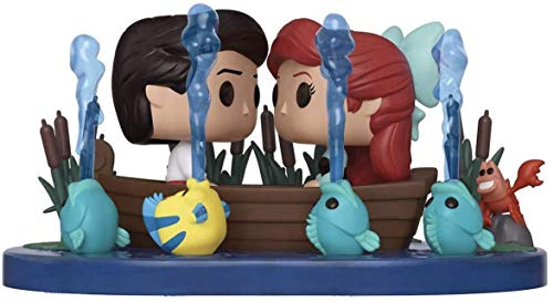 Funko POP! Exclusive Movie Moments: The Little Mermaid - Kiss The Girl (SDCC Debut)
