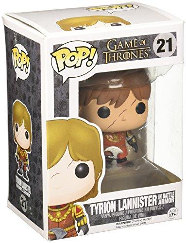 Funko POP! Game of Thrones Tyrion Battle Axe Vinyl Figure