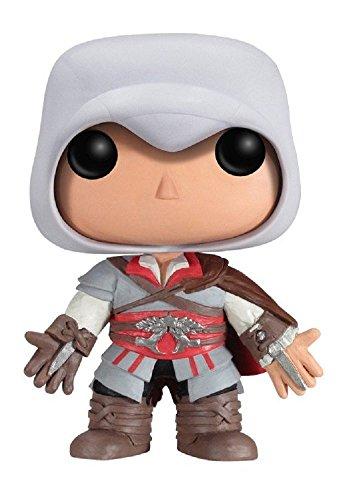 Funko POP Games Assassin's Creed Ezio Action Figure,Multi-colored