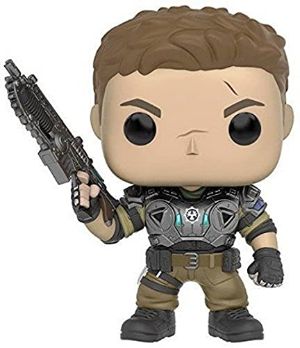 Funko POP Games: Gears of War - JD (Armored) Action Figure