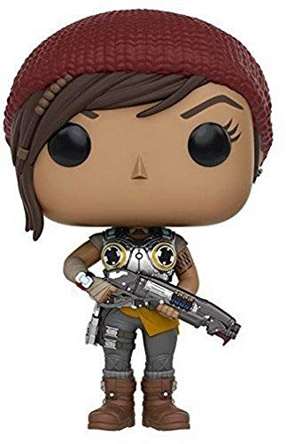Funko POP Games: Gears of War - Kait (Armored) Action Figure