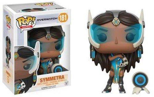 Funko POP Games: Overwatch Symmetra Toy Figures
