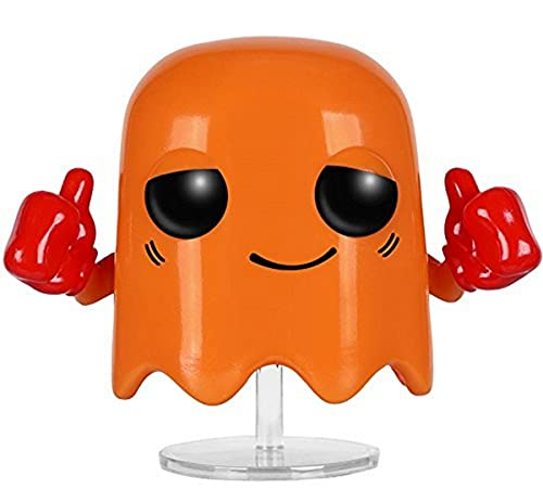 Funko POP Games: Pac-Man - Clyde Action Figure
