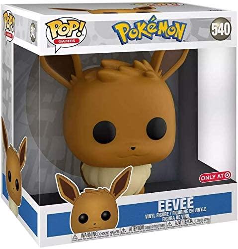 Funko POP! Games: Pokemon - 10 Eevee (Target Exclusive)
