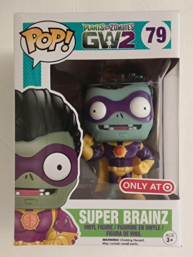Funko POP! Games Super Brainz Plants vs Zombies Garden Warfare 2 Exclusive #79 by OPP