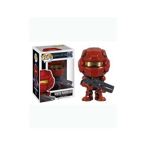 Funko POP! Halo 4 Spartan Warrior Red Vinyl Figure