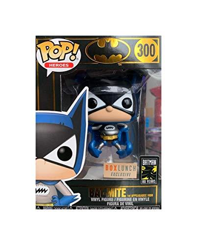 Funko POP! Heroes: Bat-Mite [Metallic 1st Appearance 1959] #300 Exclusive
