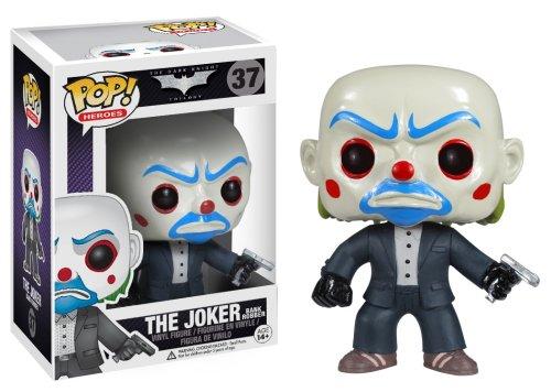 Funko POP Heroes: Dark Knight Movie Bank Robber Vinyl Figure