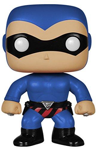 Funko POP Heroes: The Phantom - Blue Phantom Action Figure