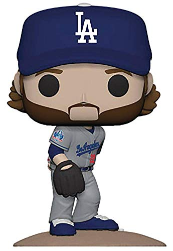 Funko POP MLB: Clayton Kershaw (New Jersey)
