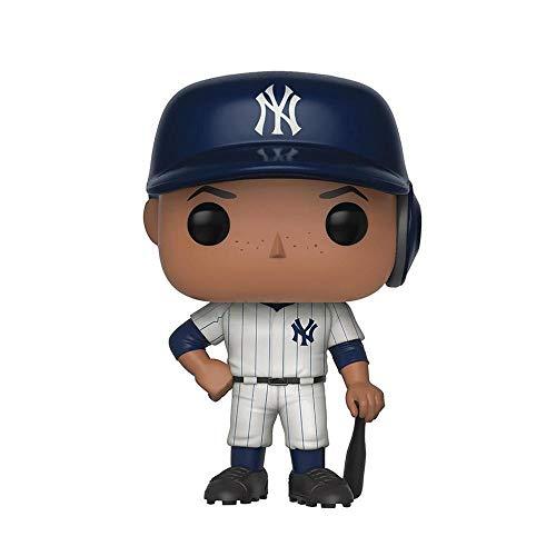 Funko POP!: Major League Baseball Aaron Judge Collectible Figure, Multicolor