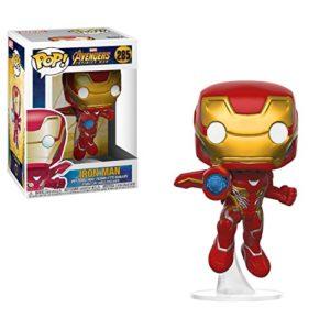 Funko POP! Marvel: Avengers Infinity War - Iron Man, Multicolor