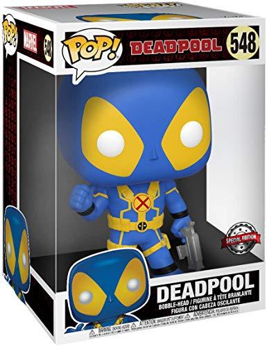 Funko POP! Marvel Deadpool Exclusive 10-Inch Vinyl Bobble Head #548 [Super-Size]