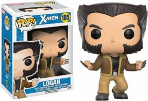Funko POP Marvel: X-Men-Logan Action Figure