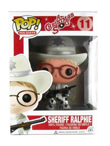 Funko POP Movies: A Christmas Story Cowboy Ralphie Vinyl Figure