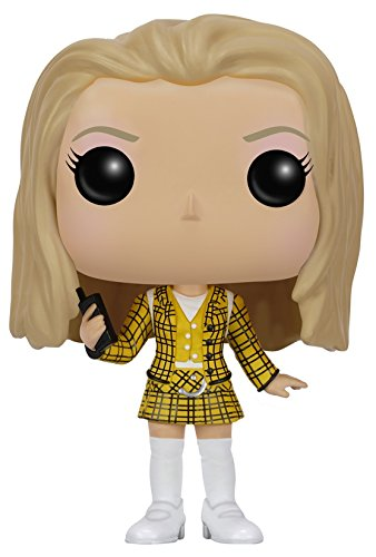 Funko POP Movies: Clueless - Cher Action Figure,Multi-colored