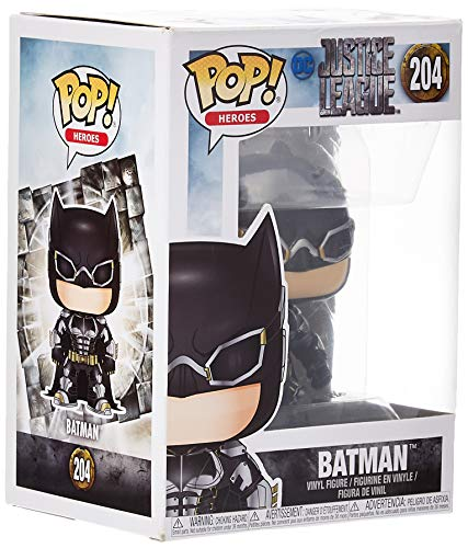 Funko POP! Movies: DC Justice League – Batman Toy Figure