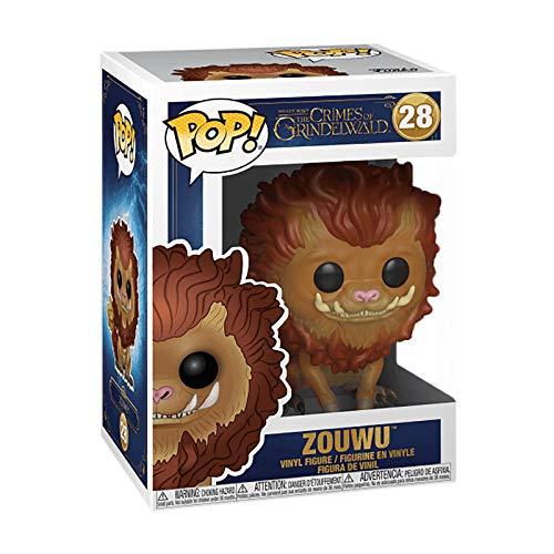Funko POP! Movies: Fantastic Beasts - Zouwu,Multicolor