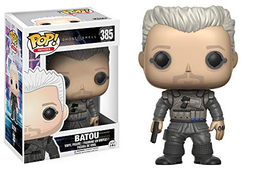 Funko POP! Movies: Ghost in The Shell #385 - Batou