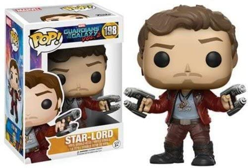 Funko POP Movies: Guardians of the Galaxy 2 Star Lord Toy Figure, Styles May Vary