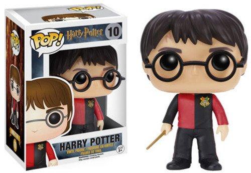 Funko POP Movies: Harry Potter Action Figure - Harry Potter Triwizard Tournament