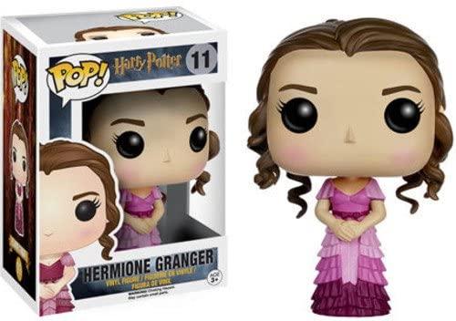 Funko POP Movies: Harry Potter Action Figure - Hermione Granger Yule Ball