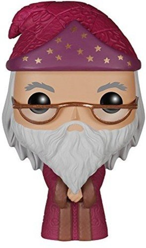 Funko POP Movies: Harry Potter Albus Dumbledore Action Figure, Standard Packaging