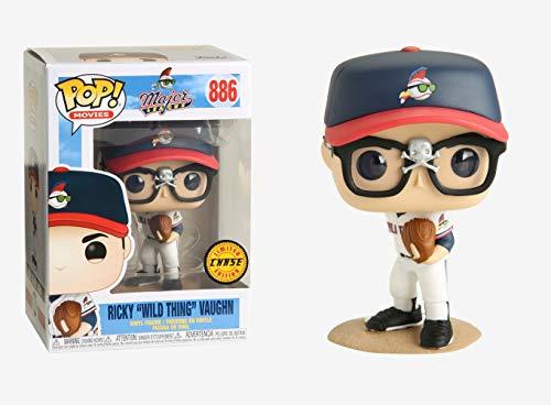 "Funko POP! Movies Major League Ricky Vaughn Wild Thing 3.75"" Variant Figure"