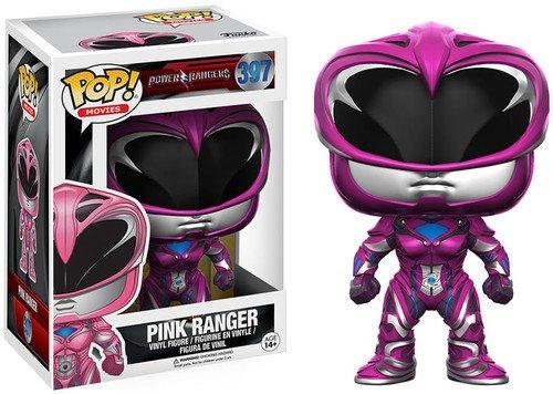 Funko POP Movies: Power Rangers Pink Ranger Toy Figure