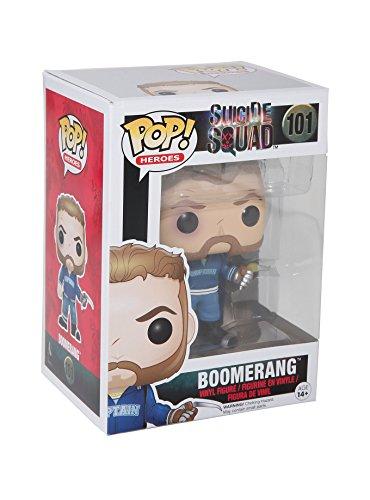 Funko POP Movies: Suicide Squad Action Figure, Boomerang