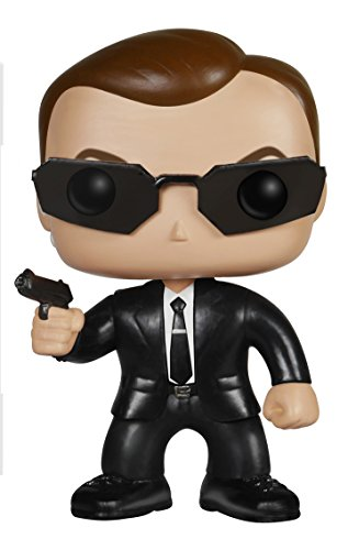 Funko POP Movies: The Matrix - Agent Smith Action Figure