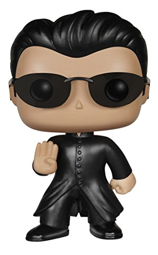 Funko POP Movies: The Matrix - Neo Action Figure