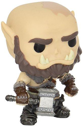Funko POP Movies: Warcraft - Orgrim Action Figure