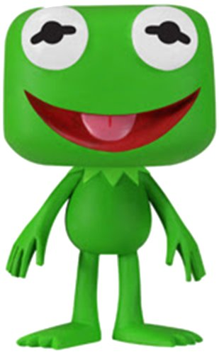 Funko POP! Muppets: Most Wanted - Kermit Kit