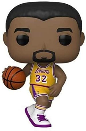 Funko POP NBA: Legends- Magic Johnson(Lakers Home)