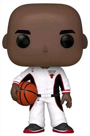Funko POP! NBA: Michael Jordan Bulls White Warmup