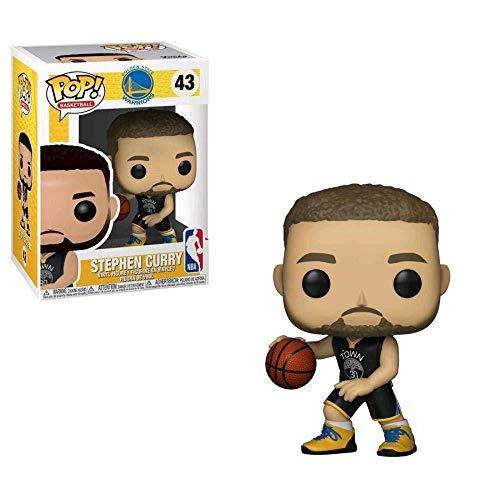 Funko POP NBA: Warriors - Stephen Curry