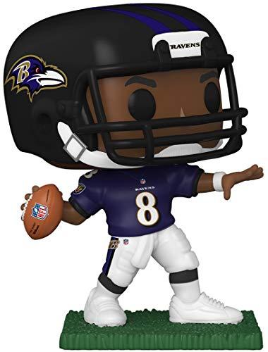 Funko POP! NFL: Baltimore Ravens - Lamar Jackson