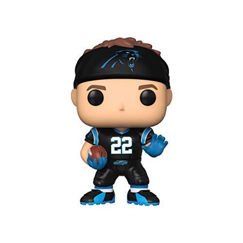Funko POP! NFL: Christian McCaffrey (Panthers),Multi
