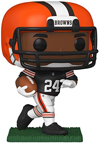 Funko POP! NFL: Cleveland Browns - Nick Chubb