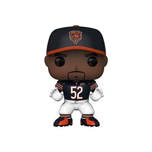 Funko POP! NFL: Khalil Mack (Bears),Multi