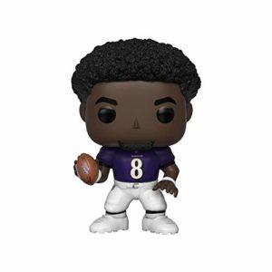 Funko POP! NFL: Lamar Jackson (Ravens)