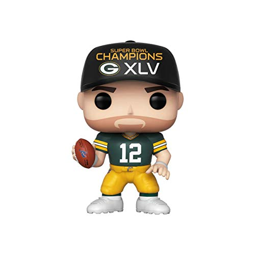 Funko POP! NFL: Packers - Aaron Rodgers (SB Champions XLV)