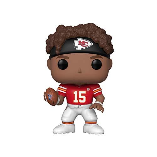 Funko POP! NFL: Patrick Mahomes II (Chiefs),Multi