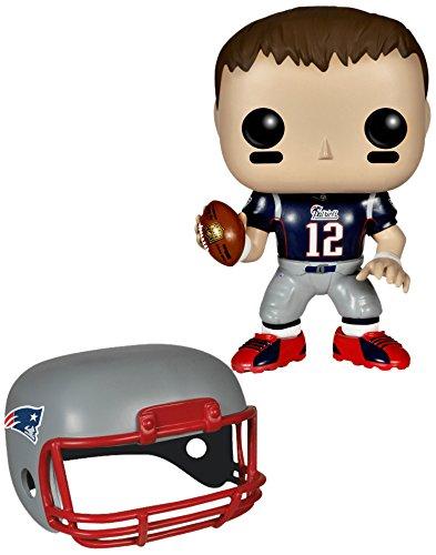 Funko POP NFL: Wave 1 - Tom Brady Action Figures
