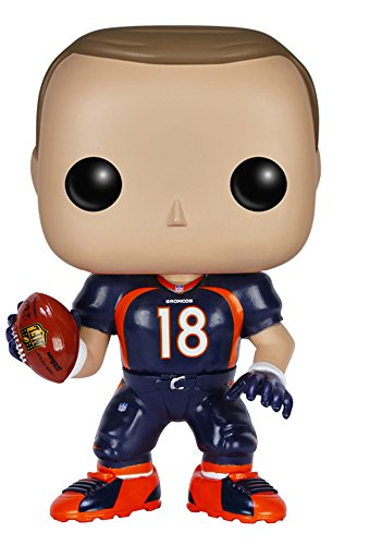 Funko POP NFL: Wave 2 - Peyton Manning Action Figure,Multi-colored