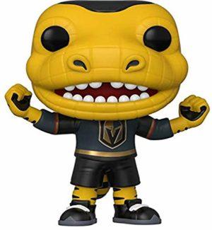 Funko POP! NHL Mascots: Vegas Golden Knights - Chance,Multicolour