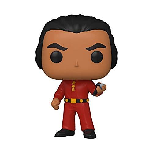 Funko POP Pop! TV: Star Trek - Khan Collectible Vinyl Figure, Multicolor, One Size